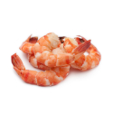 Dominick's Seafood, Raw Wild-Caught Peeled Tail On Shrimp