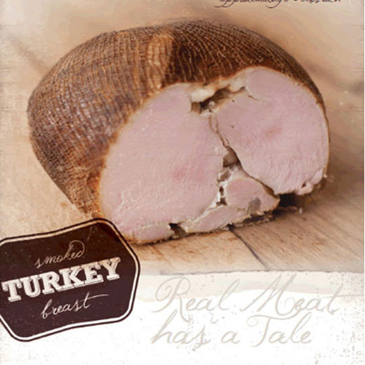 Turkey Breast, Sliced