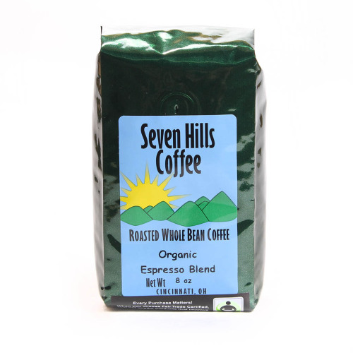Espresso Whole Bean-Organic