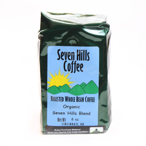 Seven Hills Blend Whole Bean