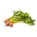 Beets, Bunched Gold-Organic