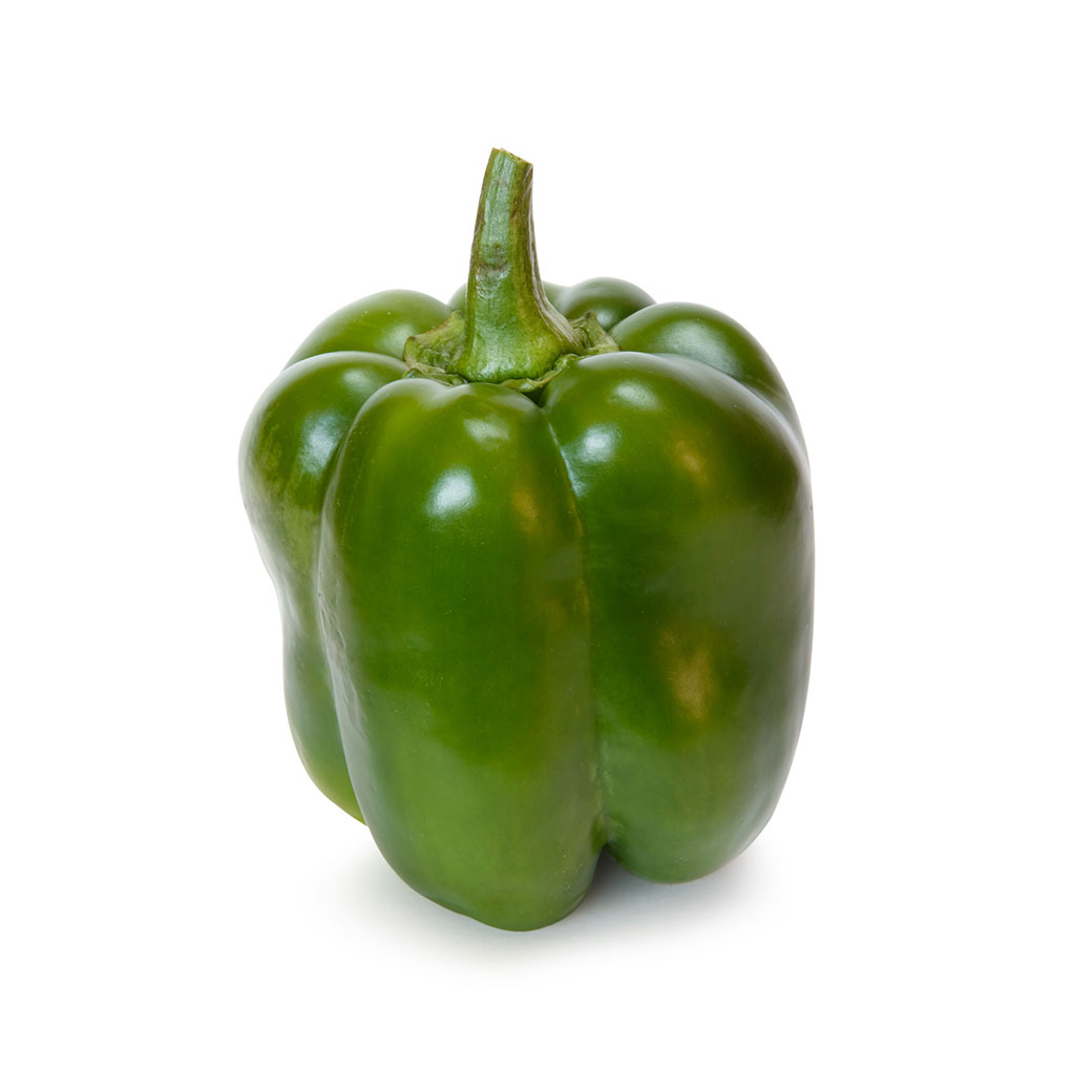 Pepper, Green Bell-Organic