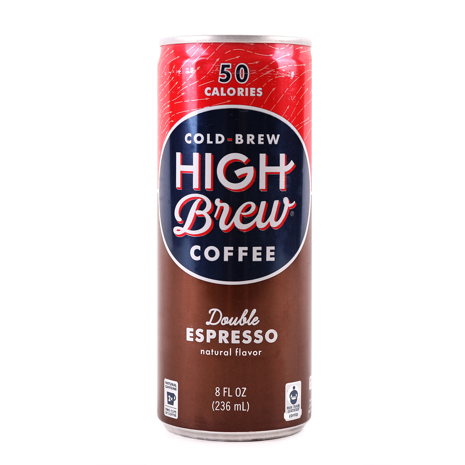 Double Espresso Cold Brewed Coffee