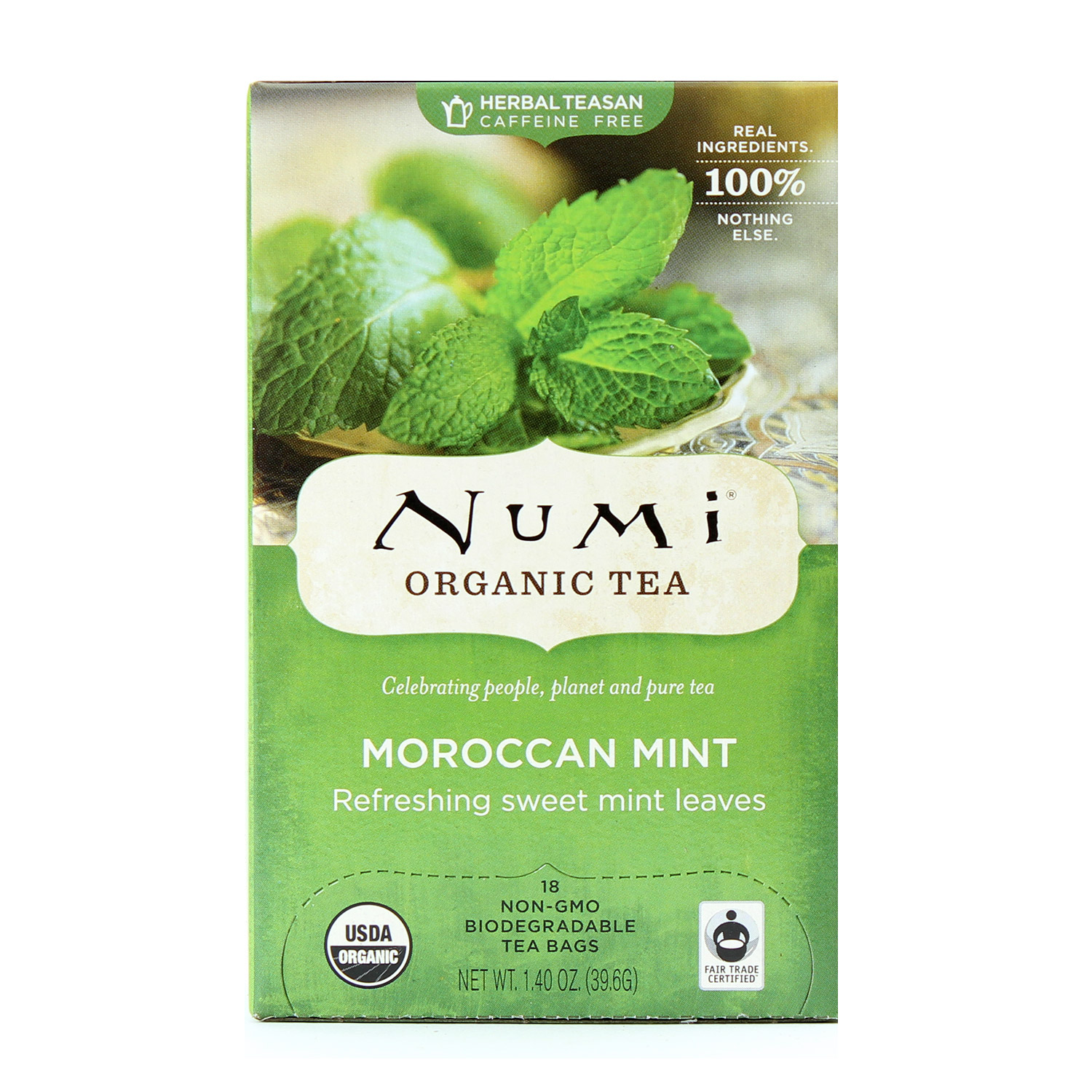 Tea, Moroccan Mint-Organic