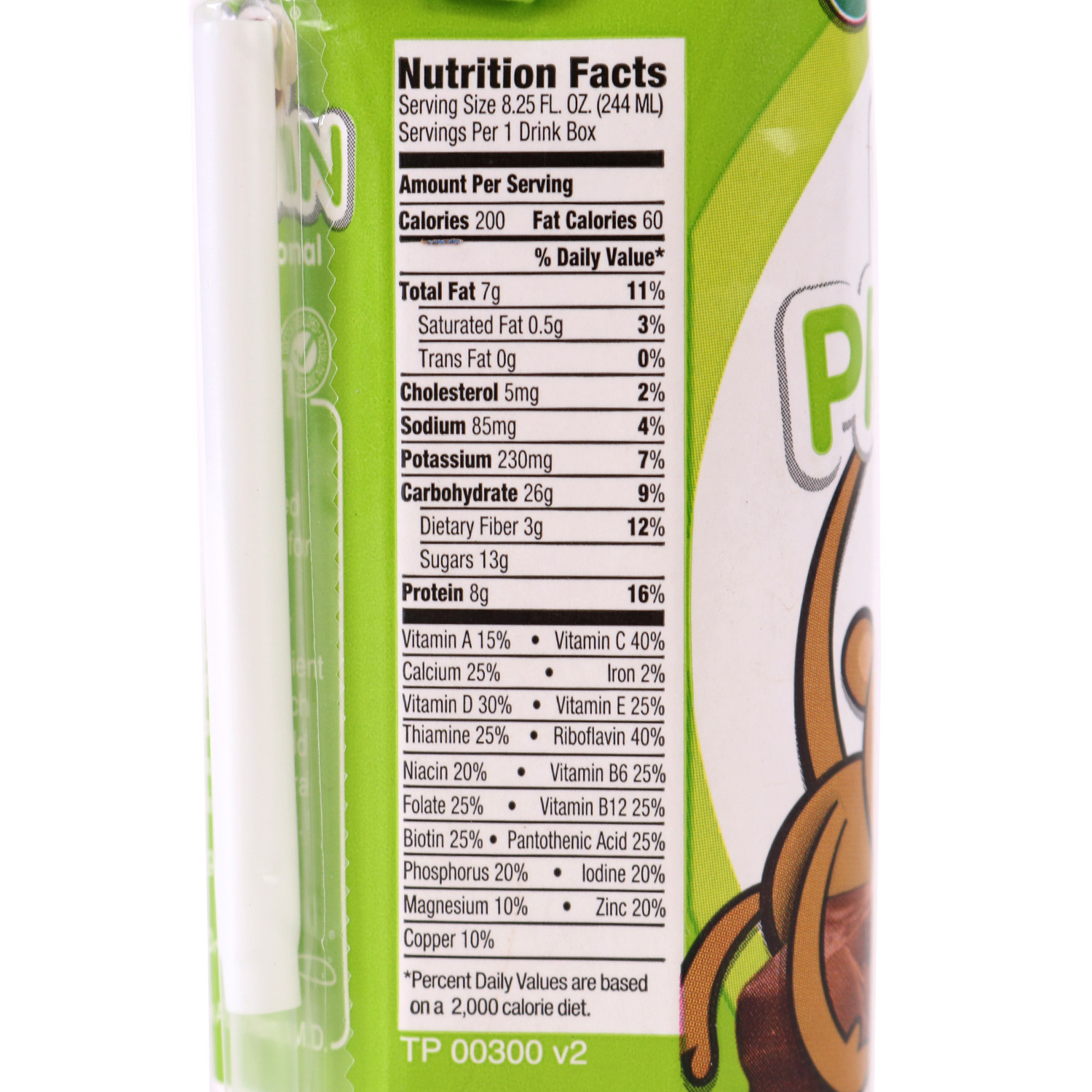 Kids Shake, Chocolate-Organic