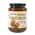 Woodstock Farms Relish, Sweet-Organic