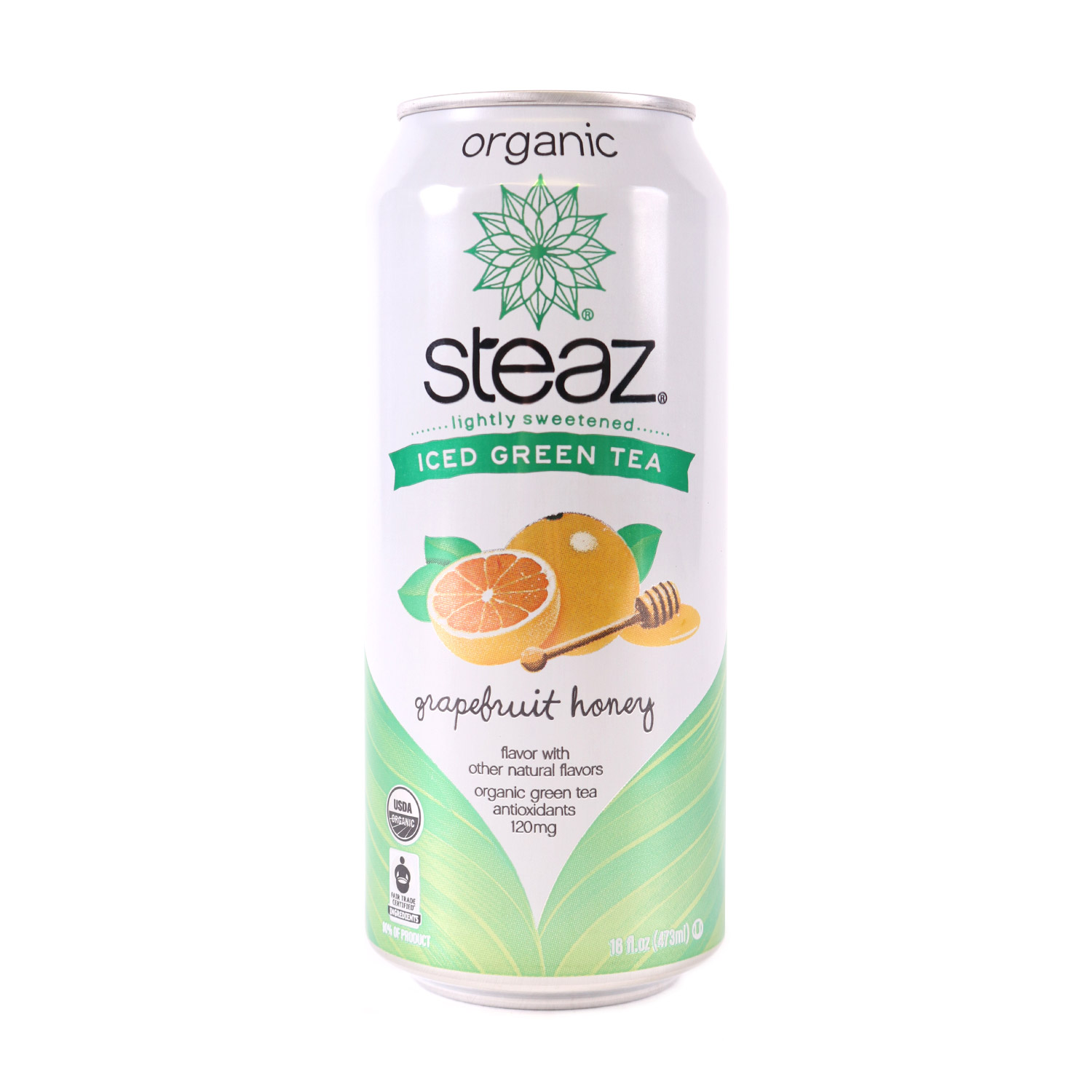 Green Tea, Grapefruit Honey-Organic