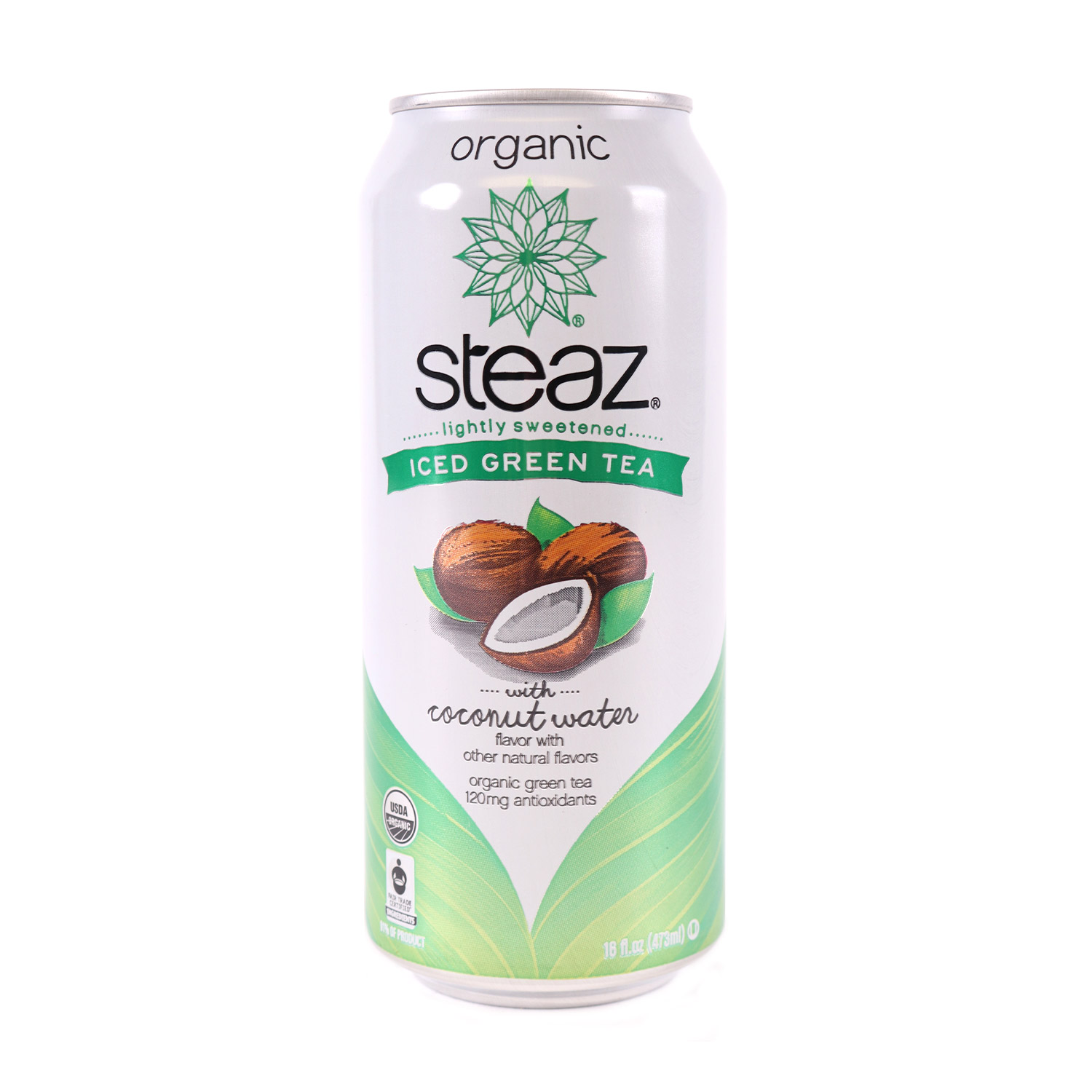Green Tea with Coconut Water-Organic