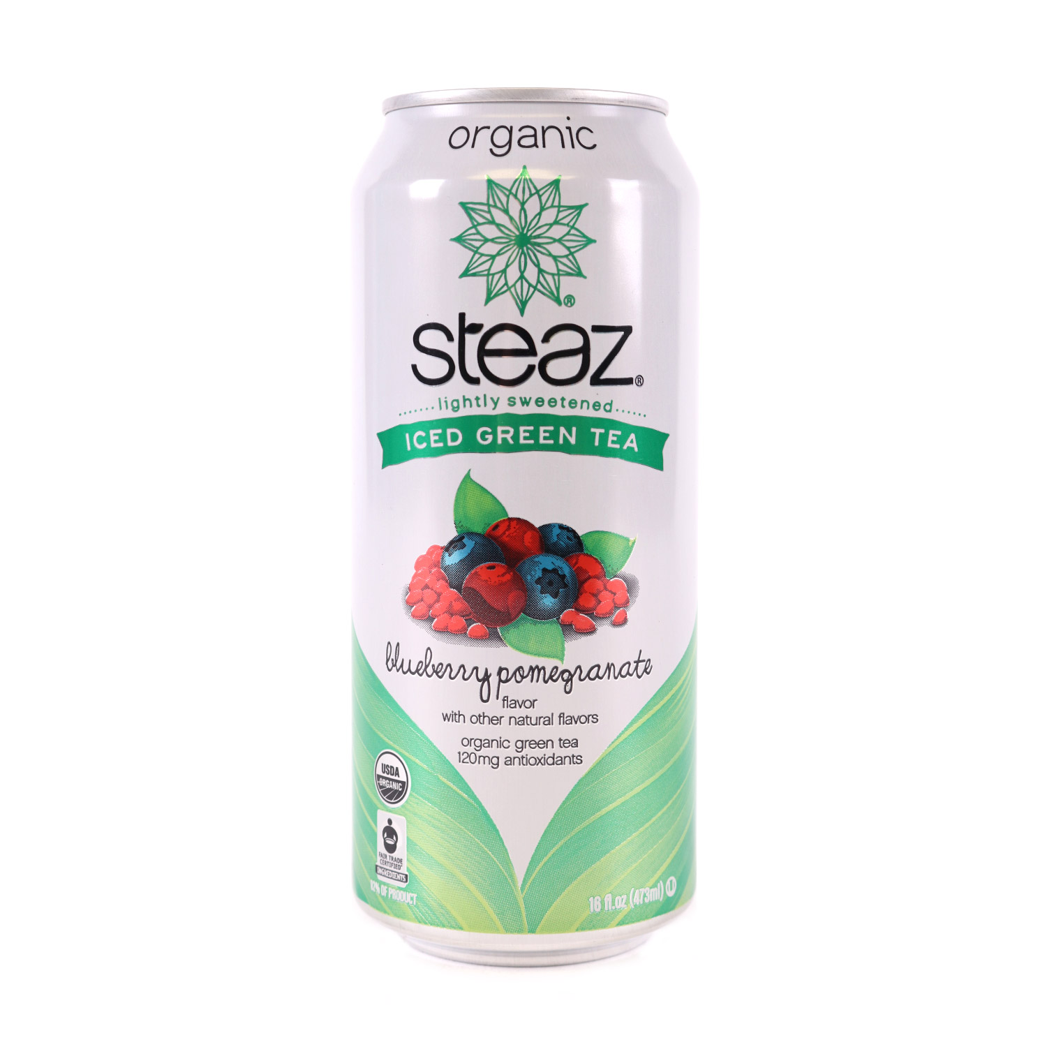 Green Tea, Blueberry Pomegranate-Organic