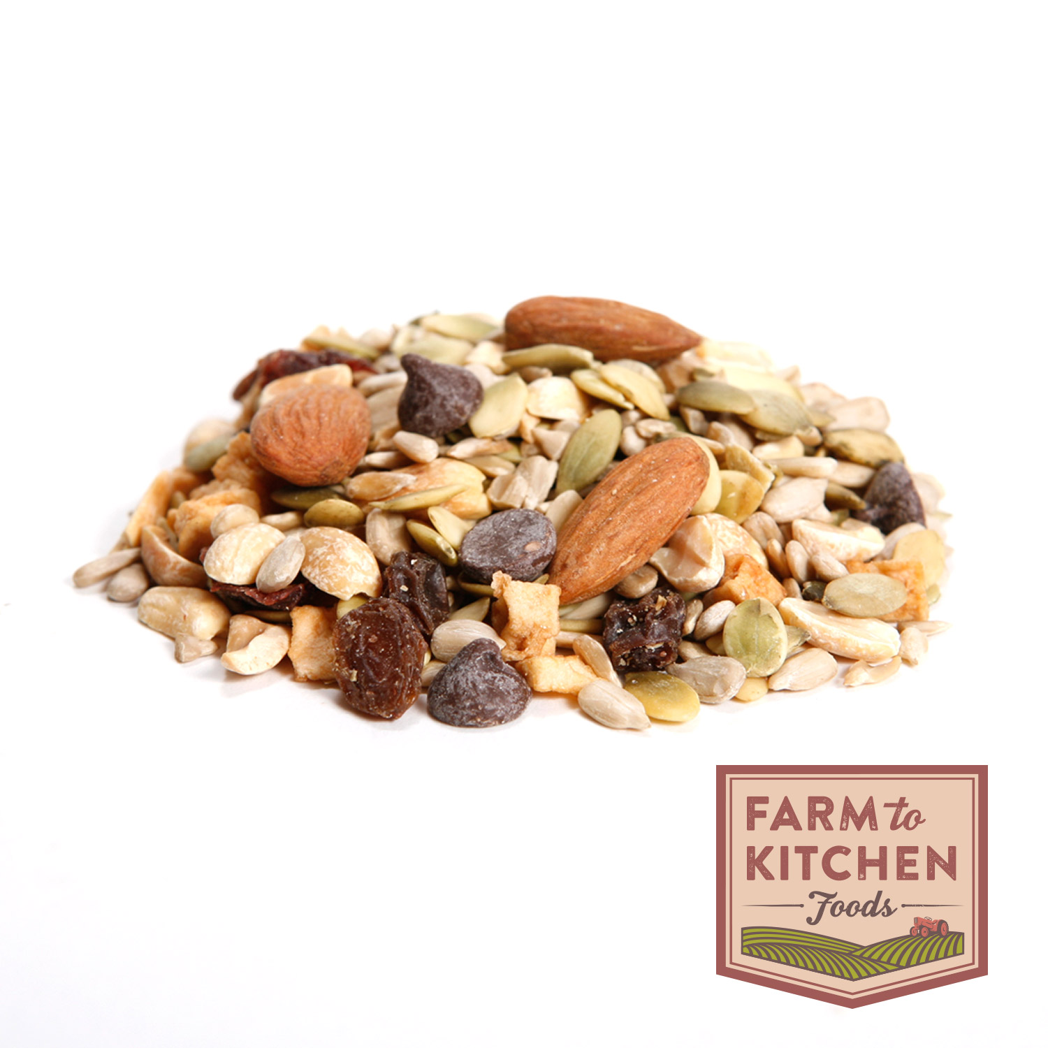 Trail Mix, High Antioxidant-Organic