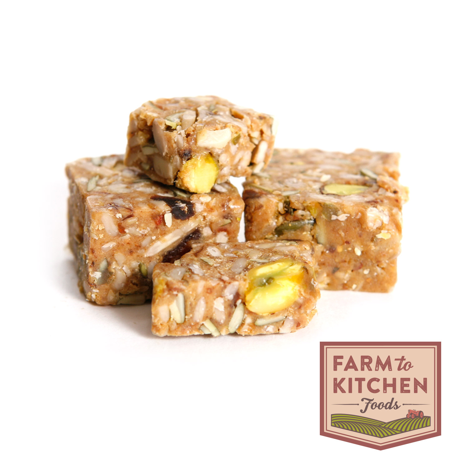 Energy Chunks, Honey Pistachio
