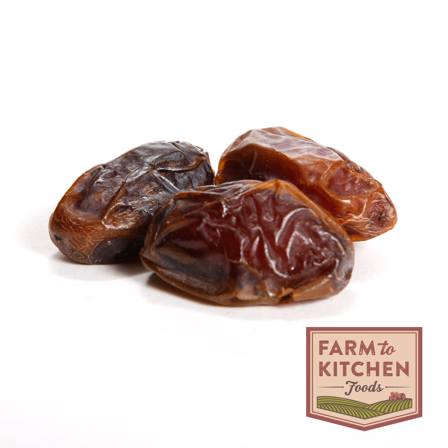 Dates, Dried-Organic