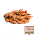 Almonds, Unroasted-Organic