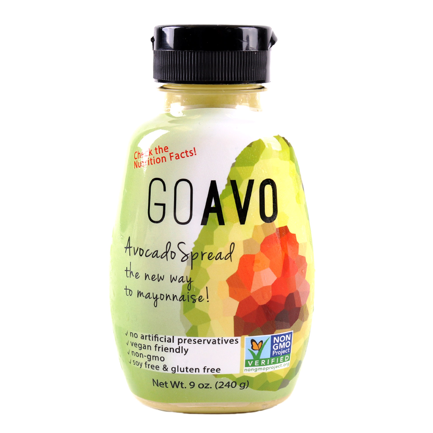 All Natural Avocado Mayonnaise