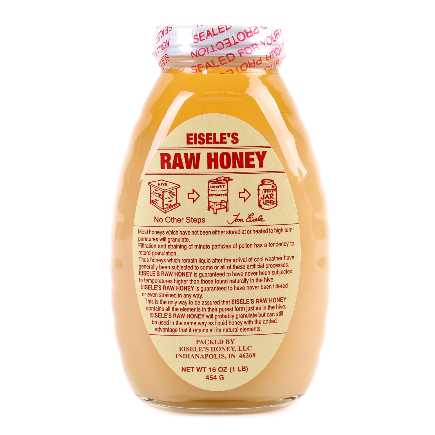 Honey, Raw