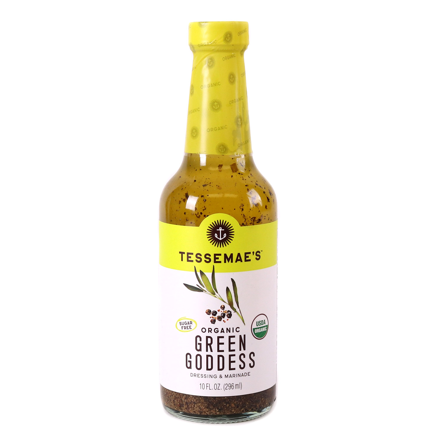 Dressing, Green Goddess-Organic