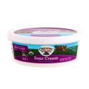 Sour Cream, 4% 8 oz-Organic