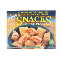 Amy's Snack Bites, Cheese Pizza-Organic
