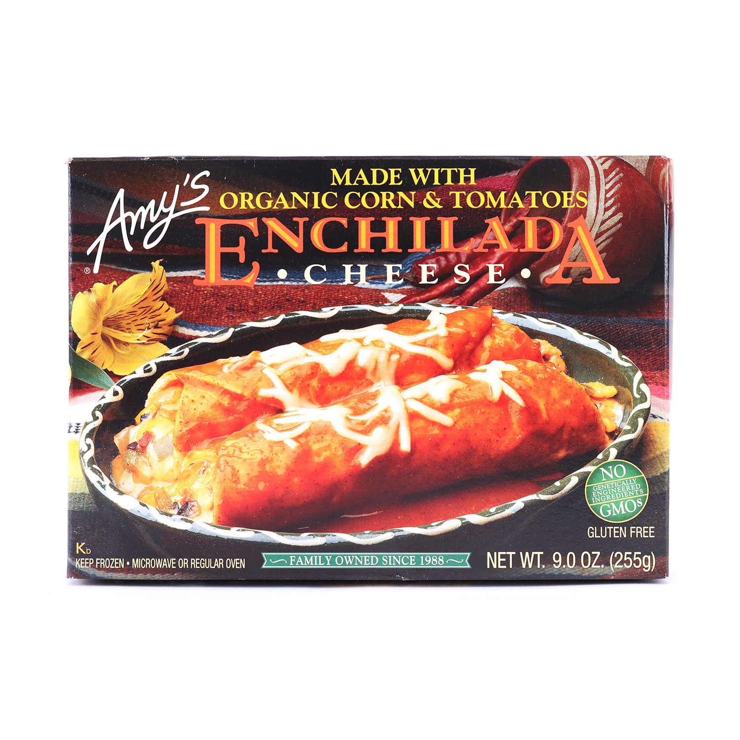 Enchilada, Cheese-Organic