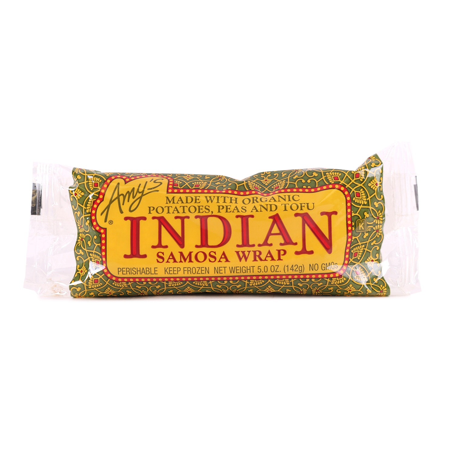 Wrap, Indian Samosa-Organic