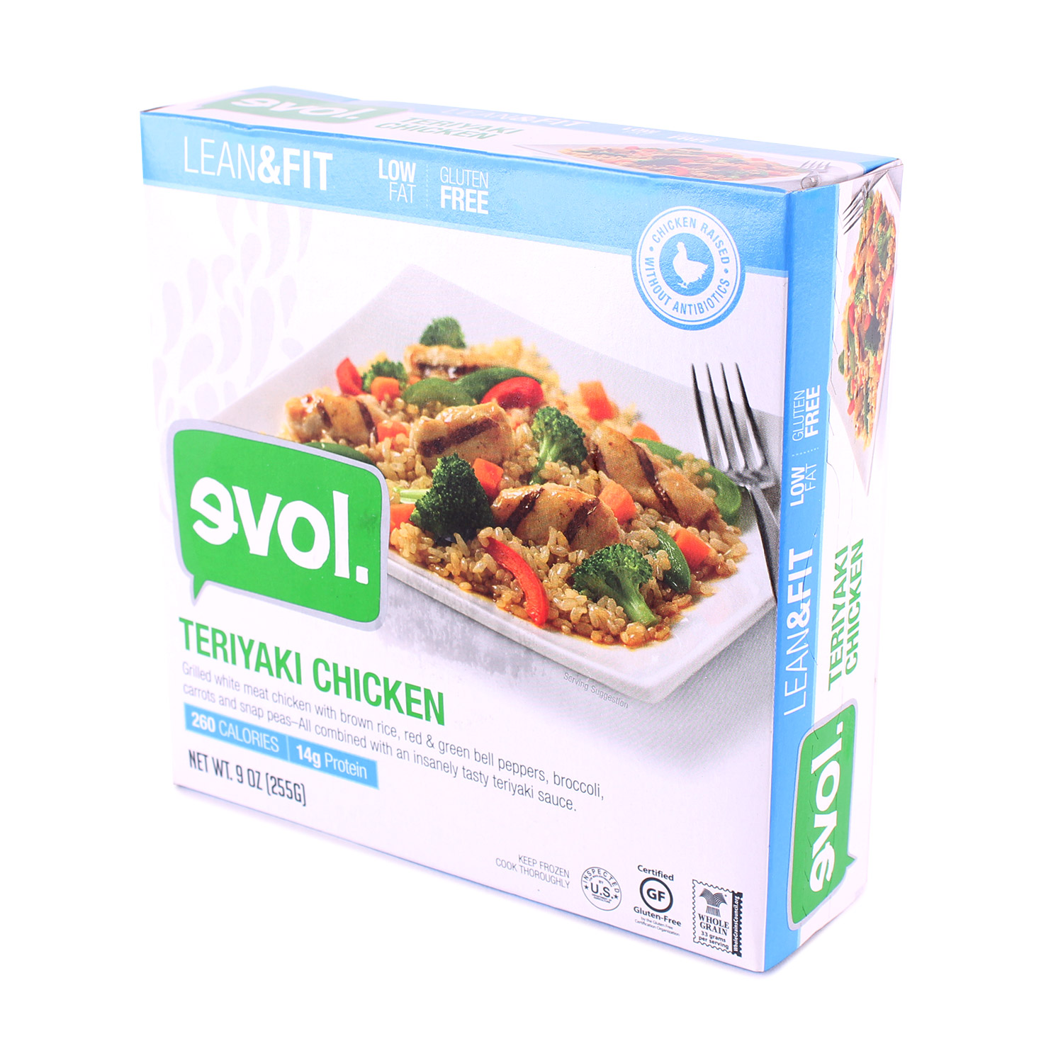 Single Serve Meal, Teriyaki Chicken