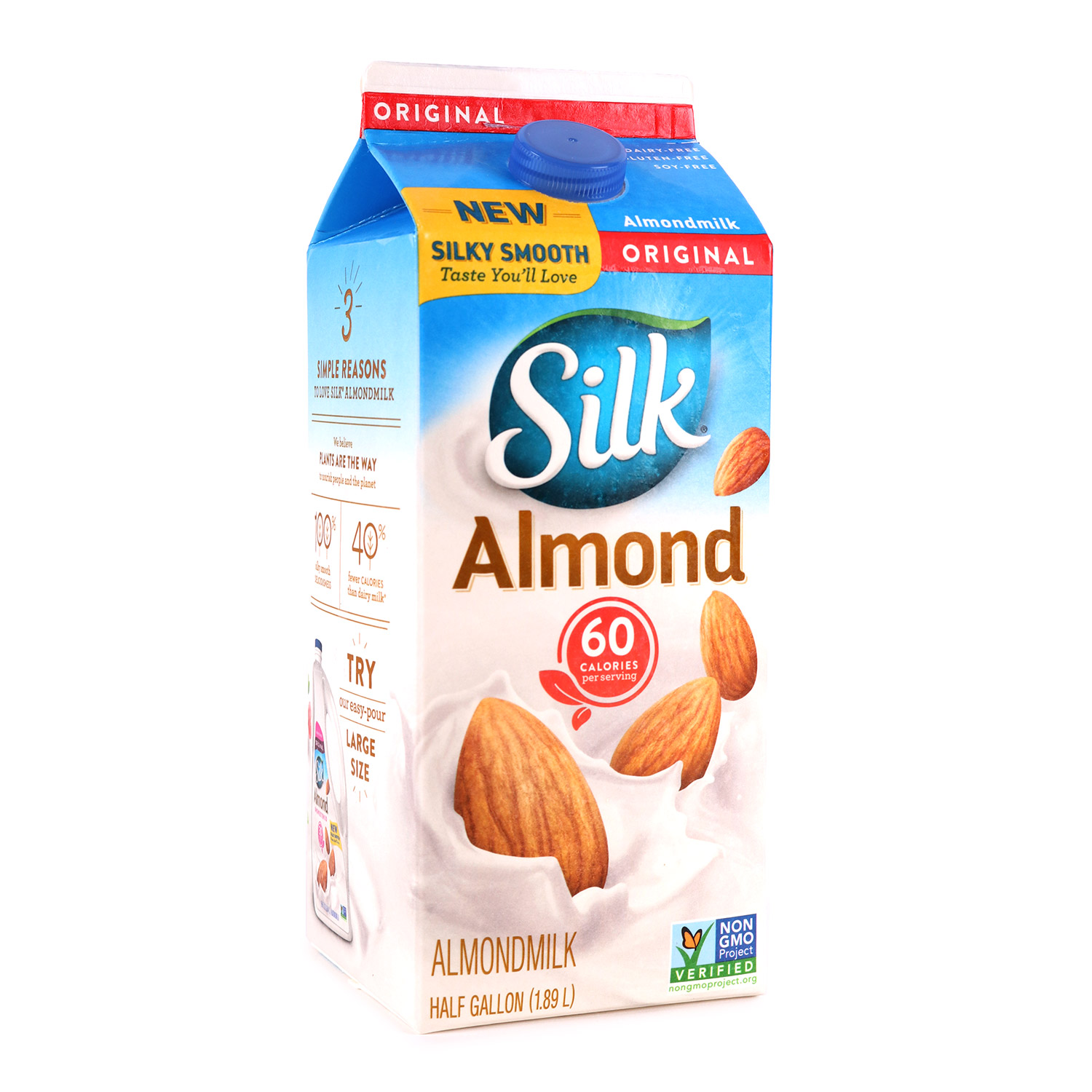 Pure Almond Milk, Original