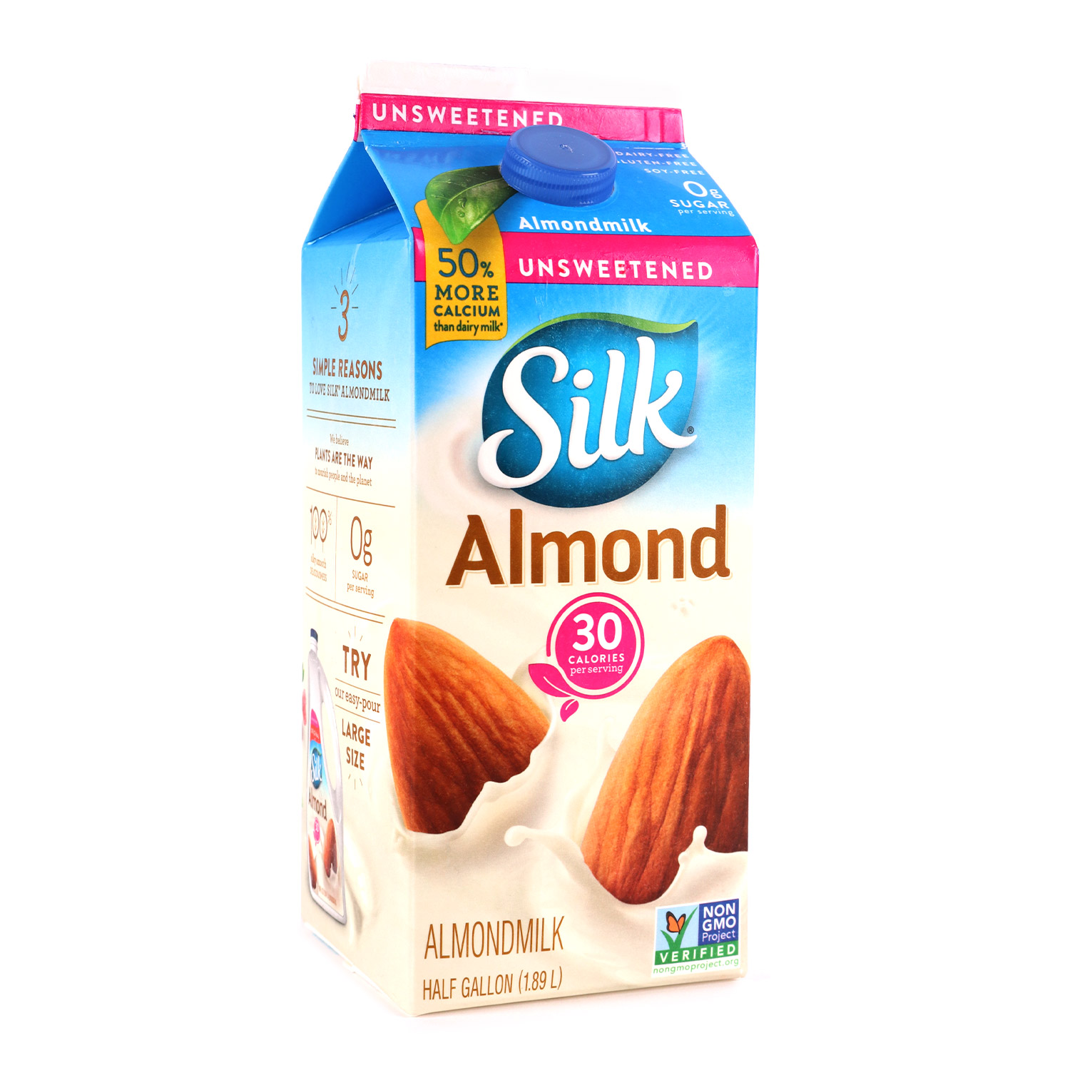 Pure Almond Milk, Original Unsweetened