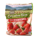 Frozen Berries, Strawberries-Large-Organic