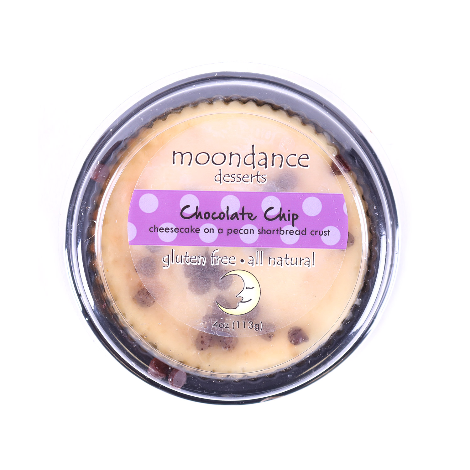 Mini Cheesecake, Chocolate Chip