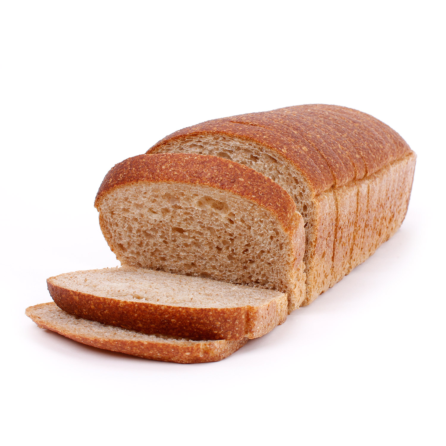 Sliced Bread, Whole Wheat