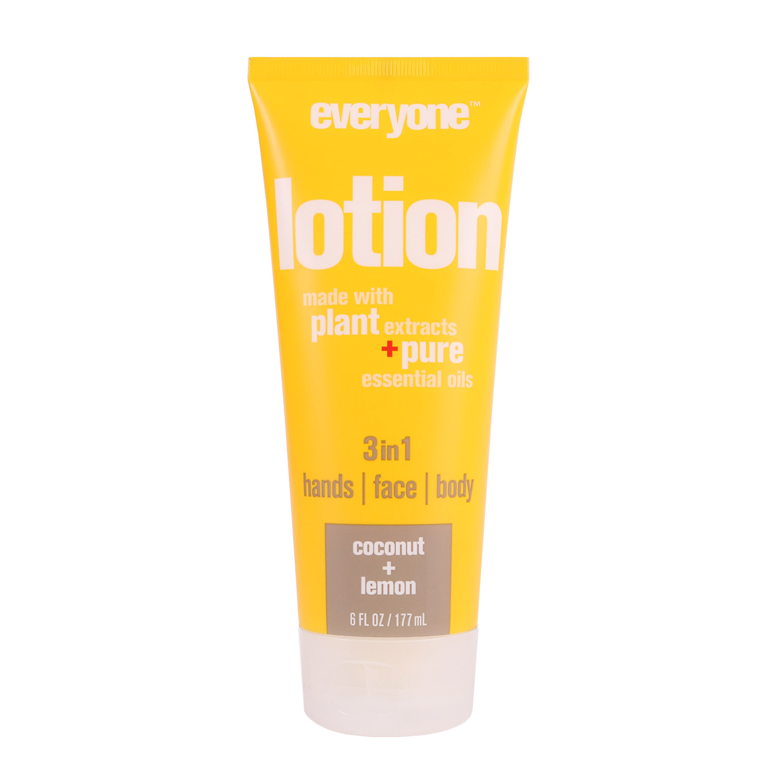Lotion, Coconut Lemon
