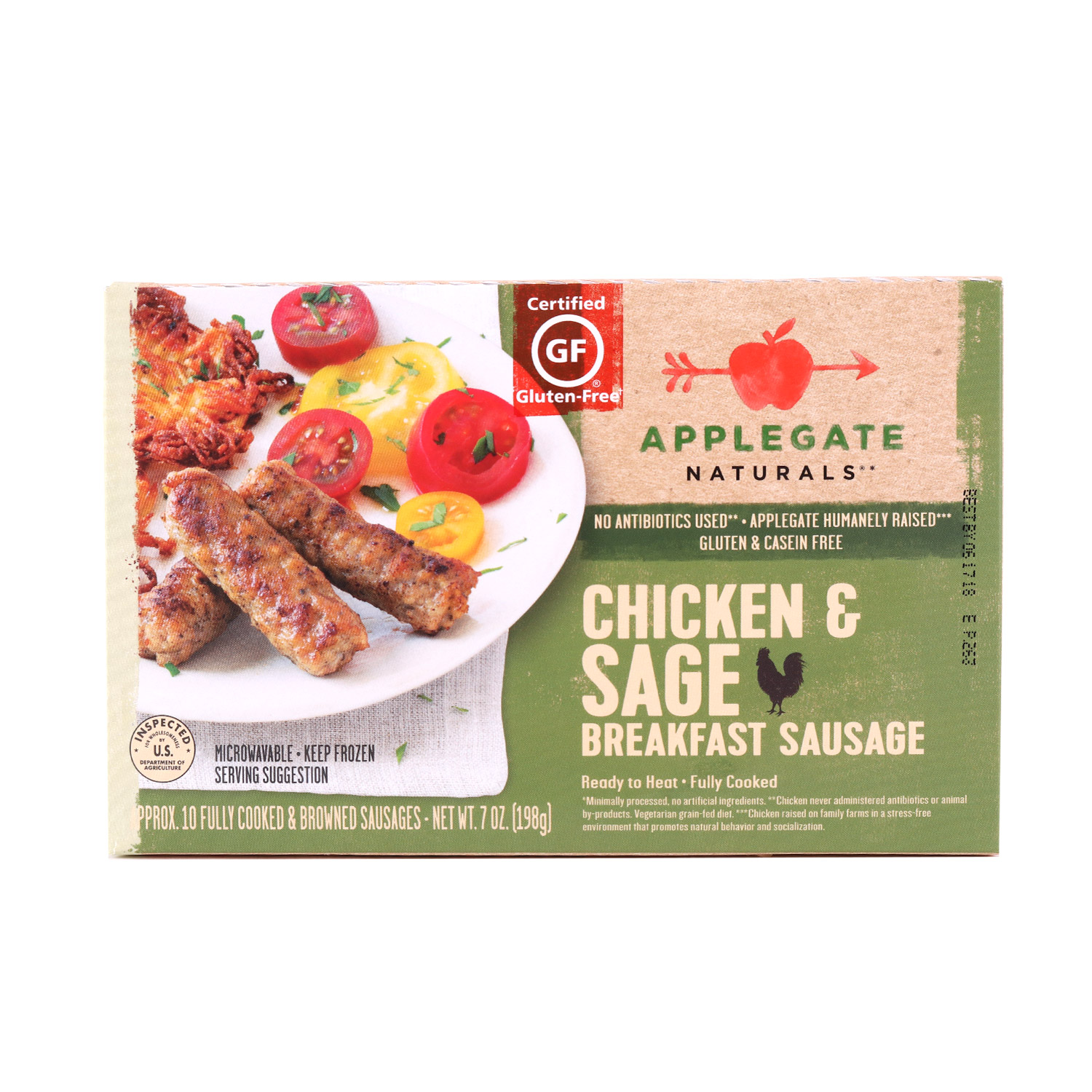 Sausage Links, Chicken & Sage