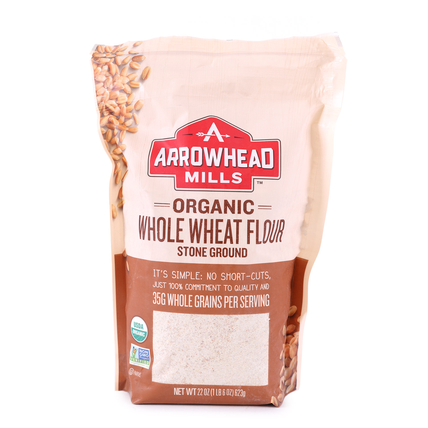Flour, Whole Wheat-Organic