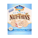 Almond Nut Thins, Sea Salt