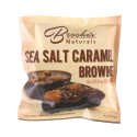 Brooke's Naturals Brownies, Sea Salt Caramel