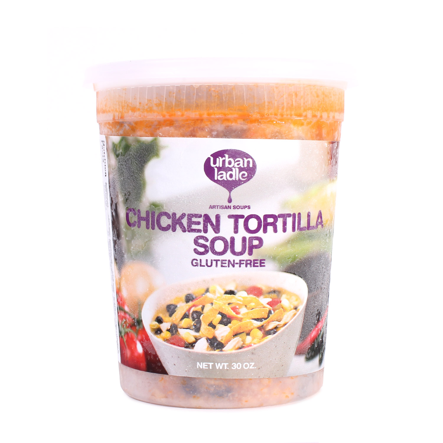 Soup, Chicken Tortilla