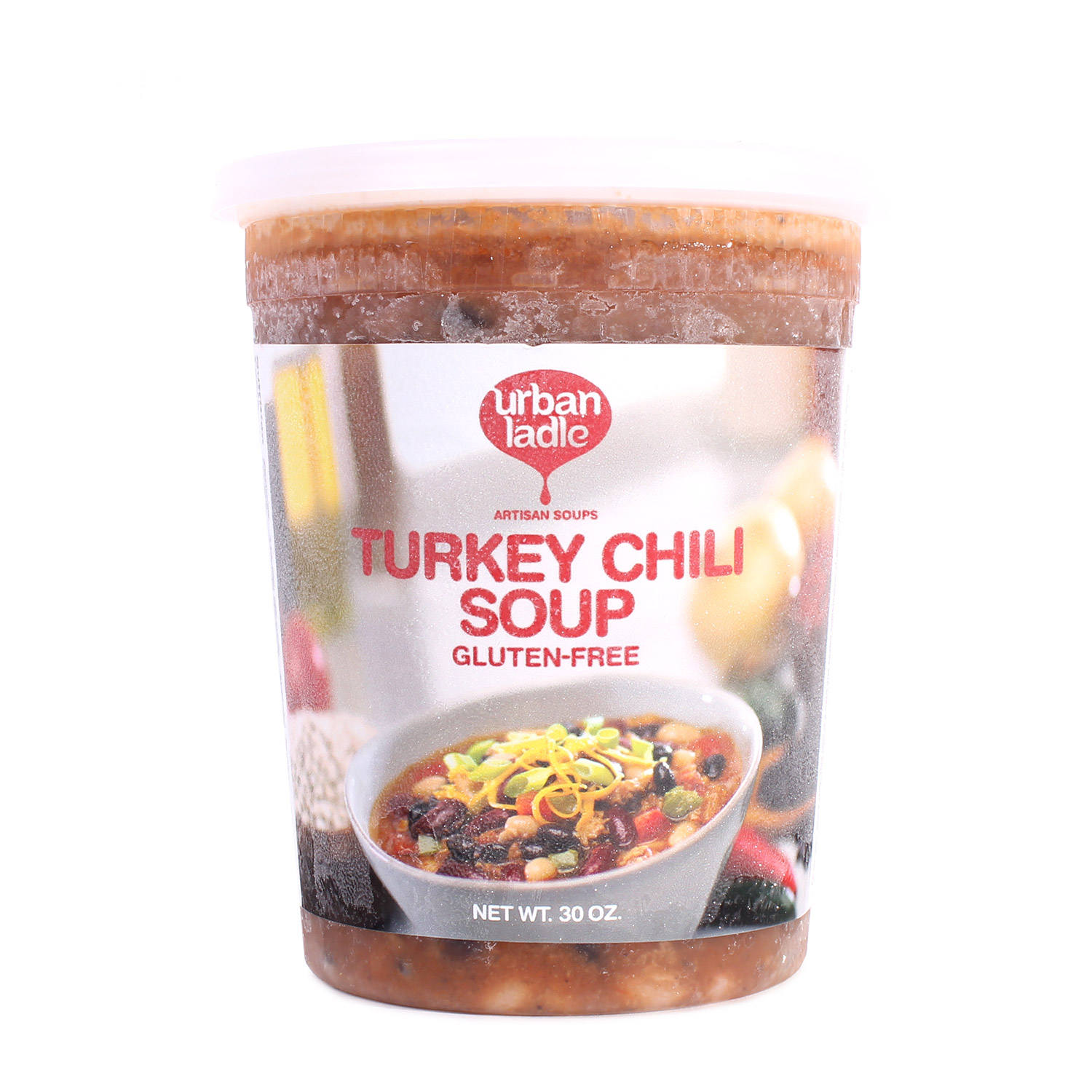 Soup, Turkey Chili