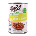 Baked Beans, Maple & Onion-Organic