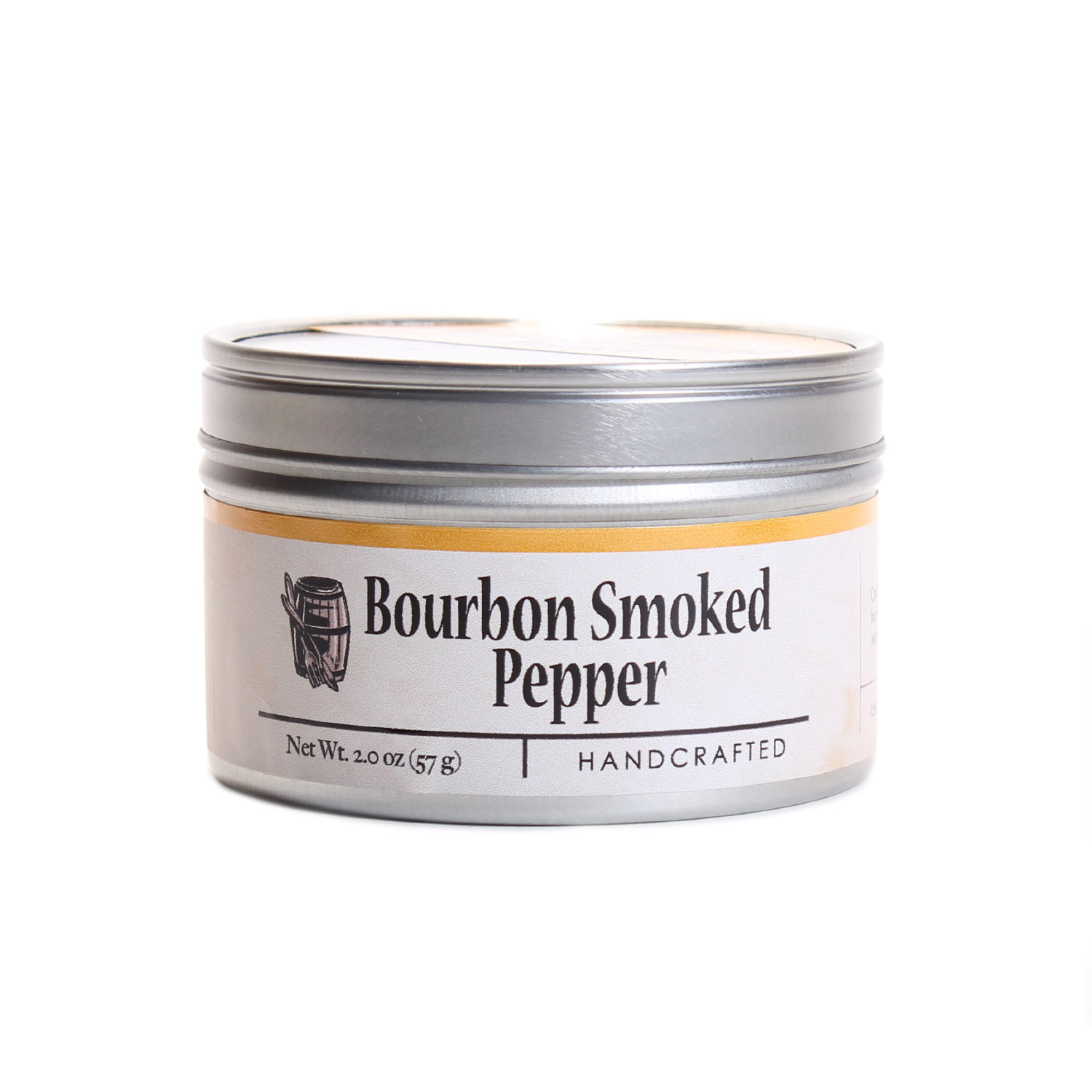 Pepper, Bourbon Smoked