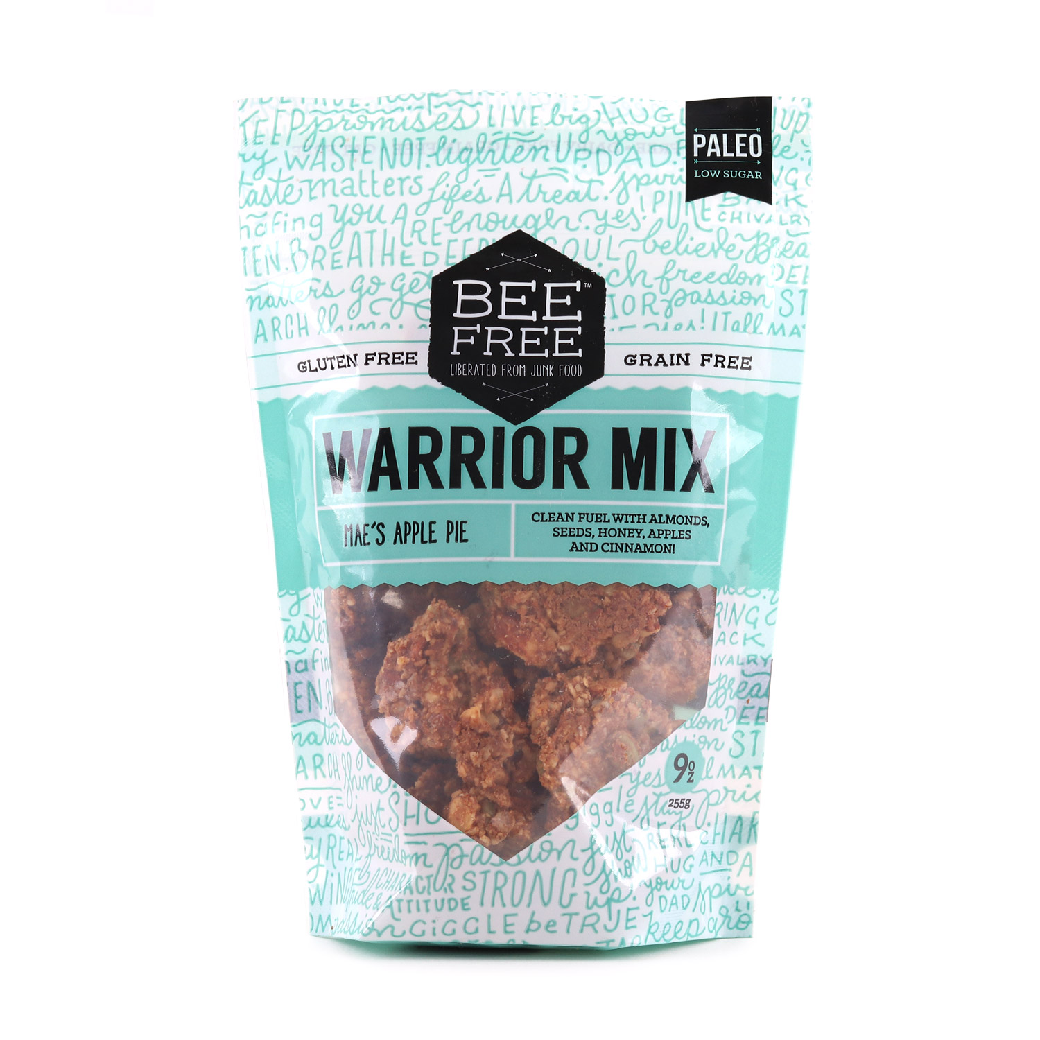 Warrior Mix, Apple Pie