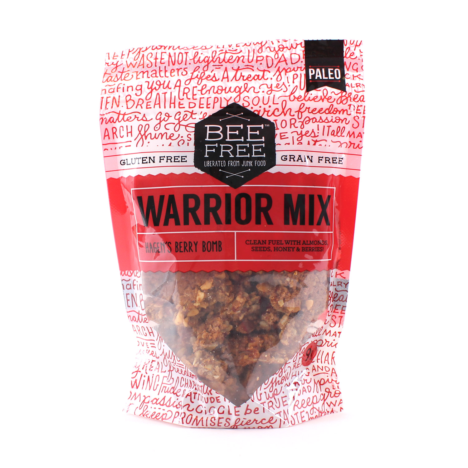 Warrior Mix, Berry