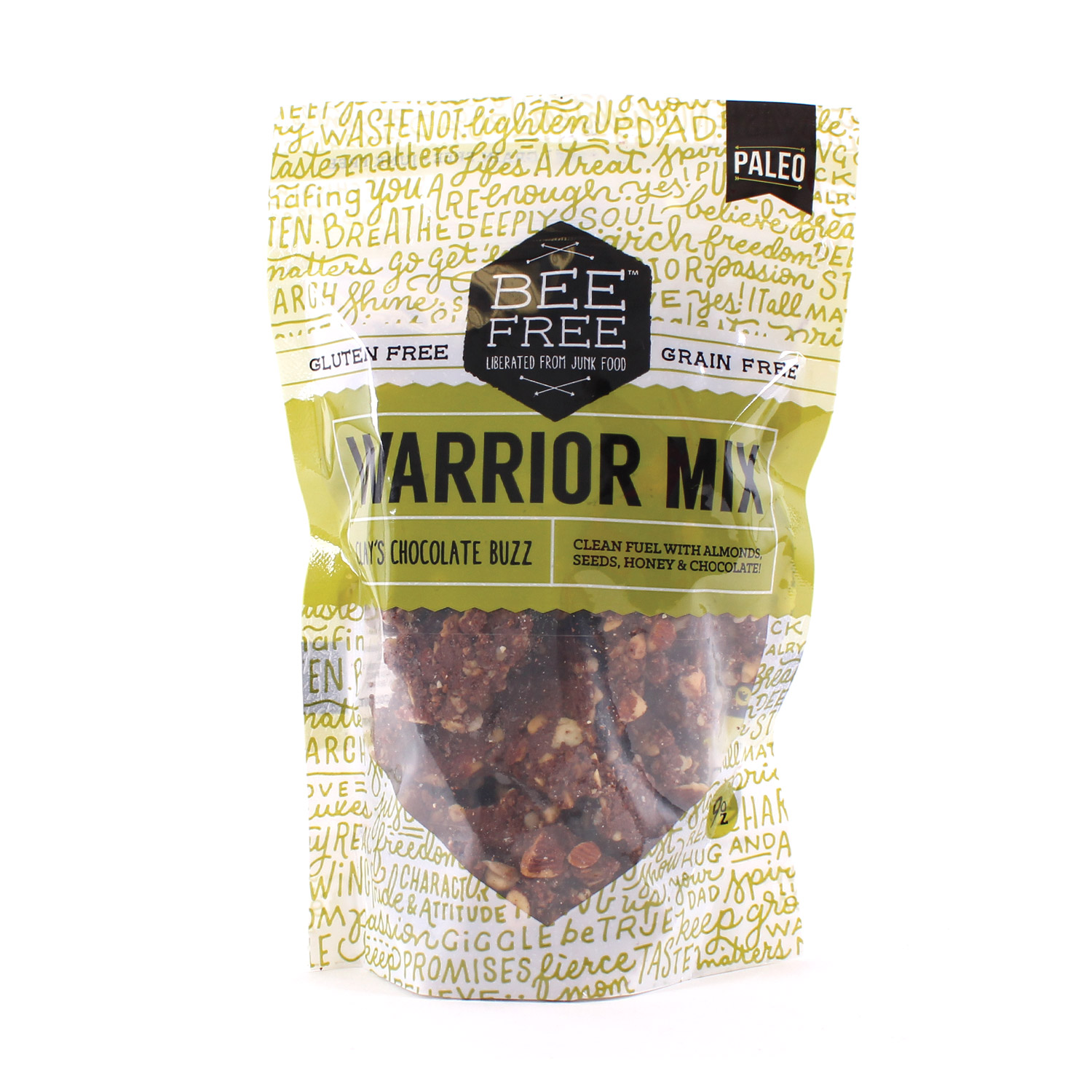 Warrior Mix, Chocolate