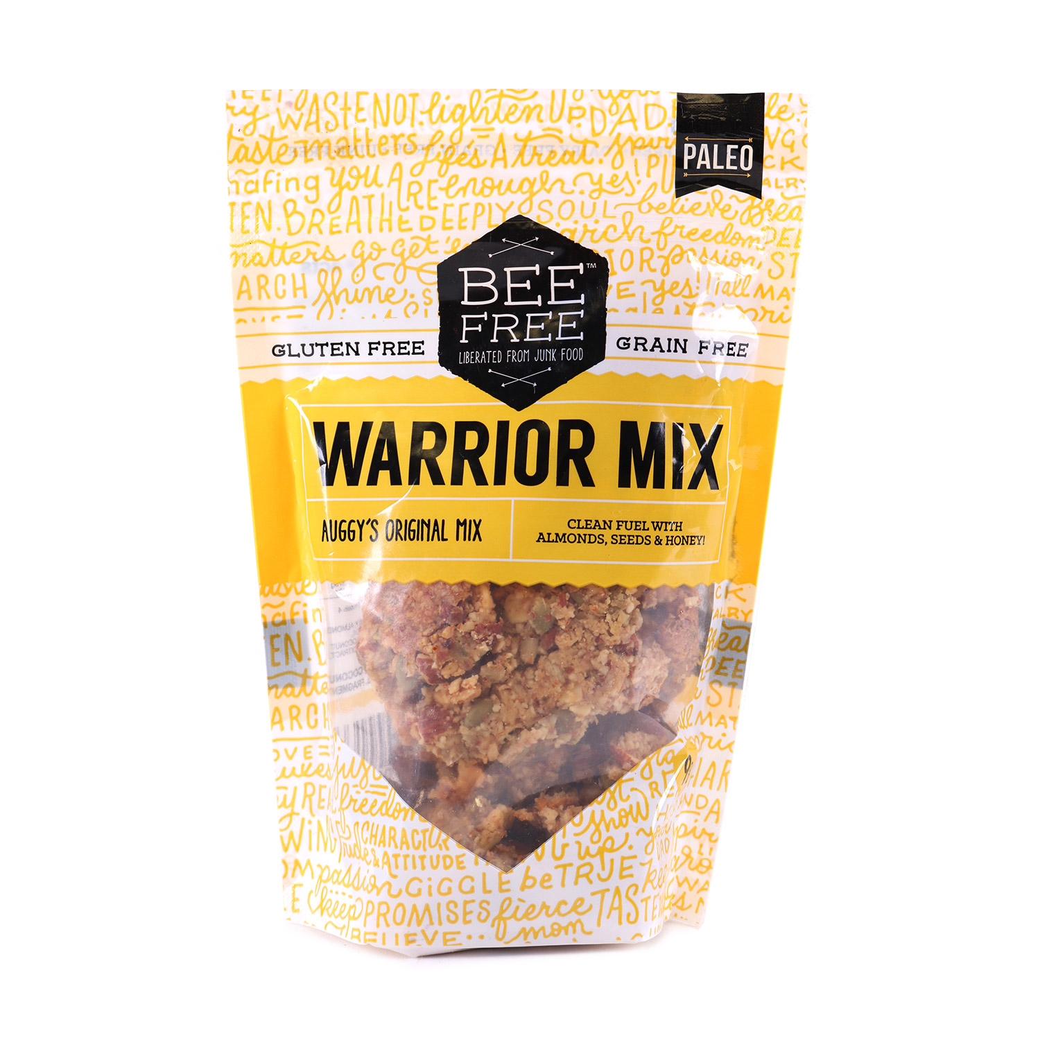 Warrior Mix, Original