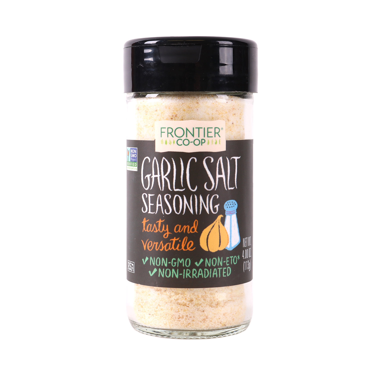 Seasoning Blend, Garlic Salt