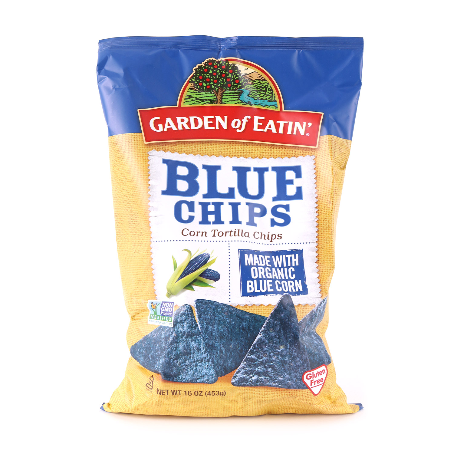 Chips, Blue Corn