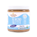 Naturally Nutty, Almond Vanilla Butter-Organic