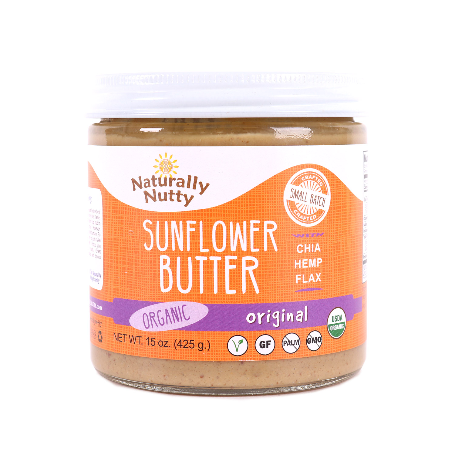 Sunflower Butter-Organic