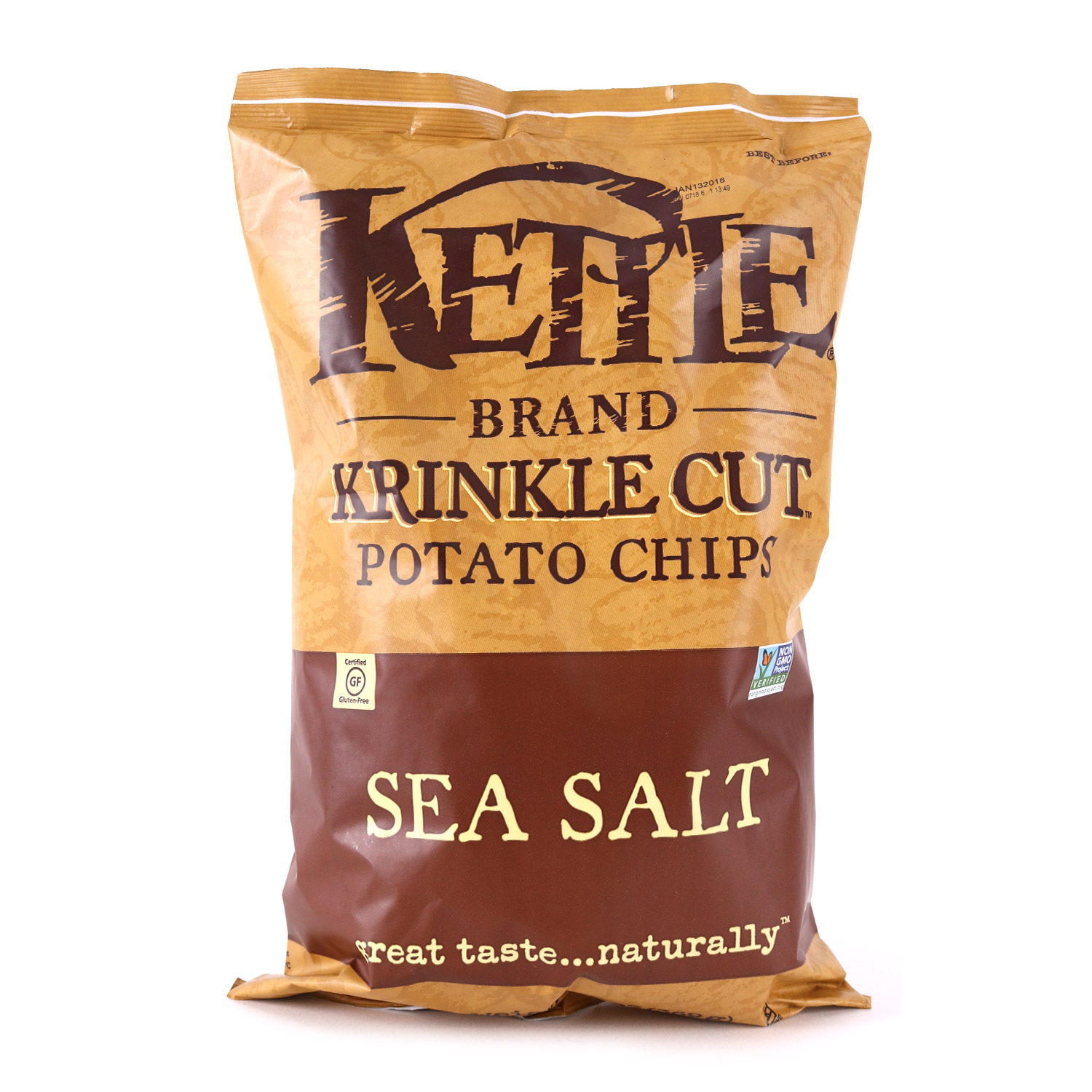 Krinkle Cut, Sea Salt