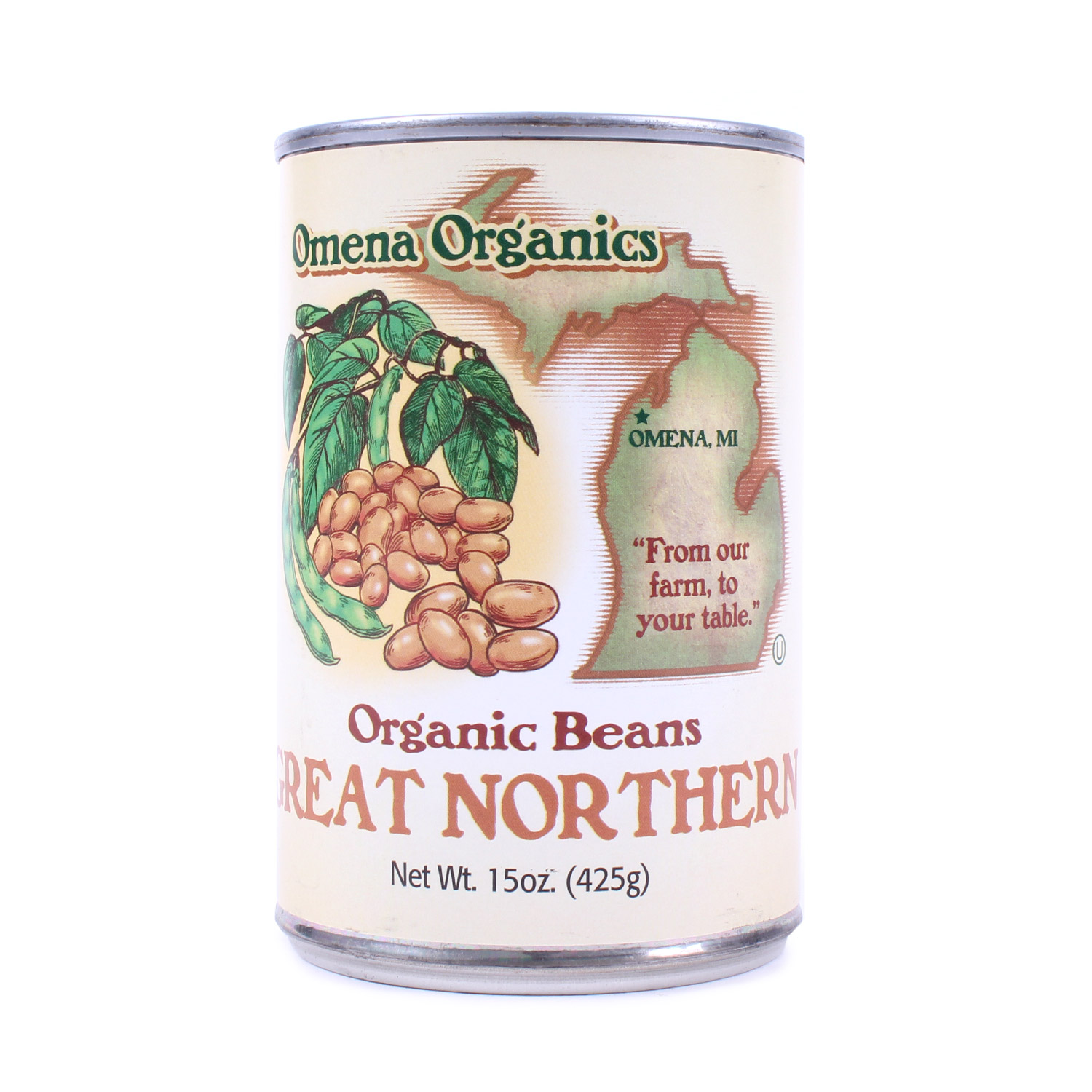 Beans, Great Northern-Organic