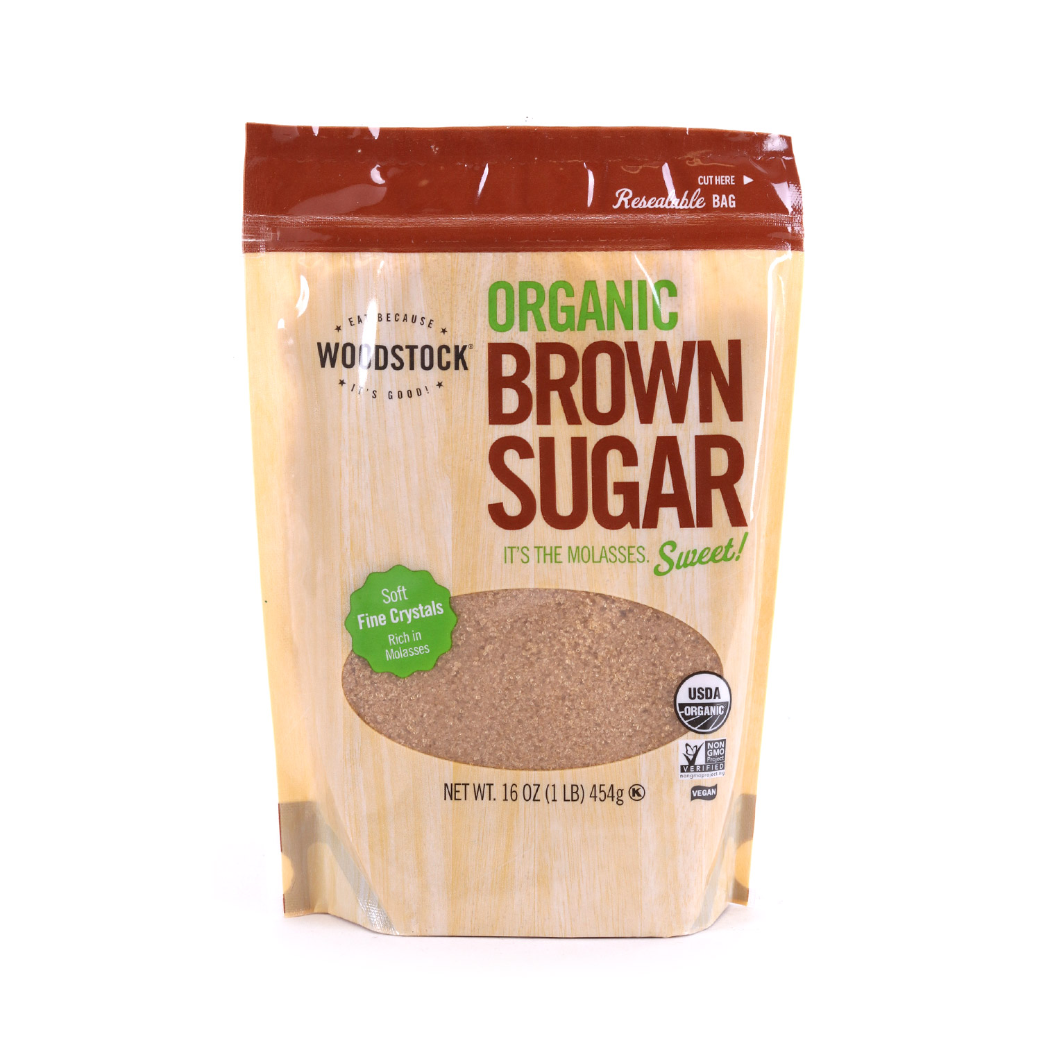 Sugar, Brown-Organic